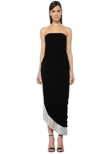 Oscar de la Renta Elbise Siyah